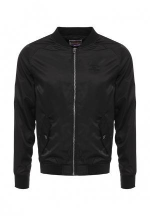 Куртка MeZaGuz. Цвет: черный