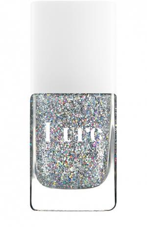 Лак для ногтей с блестками Diamond Kure Bazaar. Цвет: бесцветный