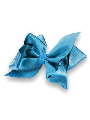 Бант Perlitta. Цвет: голубой