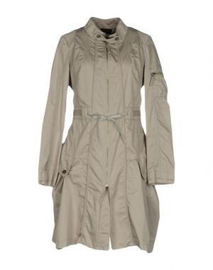 Легкое пальто IKKS. Цвет: серый