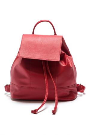 Backpack ROBERTA M. Цвет: red