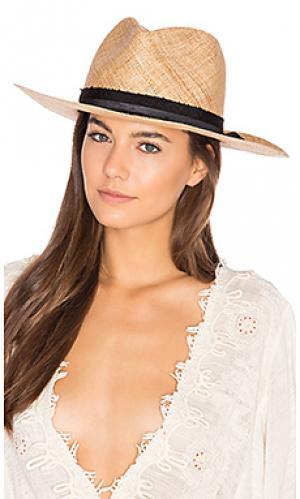 Шляпа eames KIN/K. Цвет: кремовый
