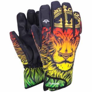 Перчатки Celtek. Цвет: sc lion god