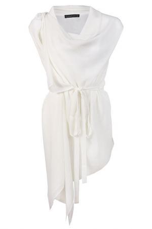 Блузка Plein Sud. Цвет: белый
