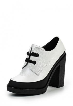 Ботильоны Just Couture. Цвет: белый