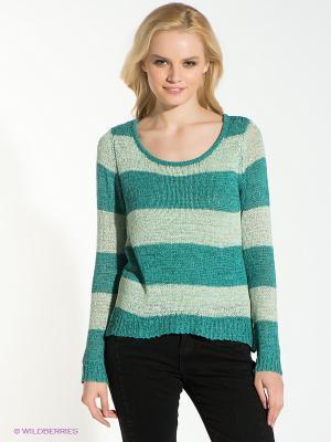 Джемпер Vero moda. Цвет: зеленый, светло-зеленый