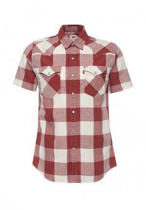 Рубашка Levis® Levi's®. Цвет: красный