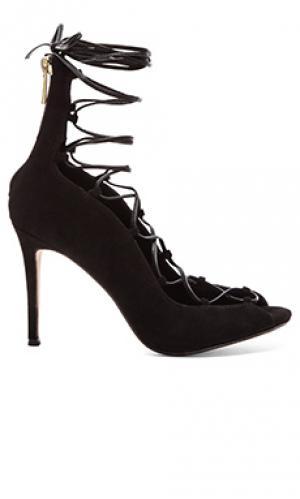 Туфли на каблуке bree RAYE. Цвет: черный