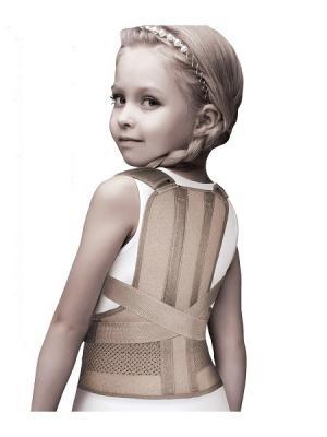 Корсет ортопедический детский, реклинатор TI-371 Timed.. Цвет: бежевый