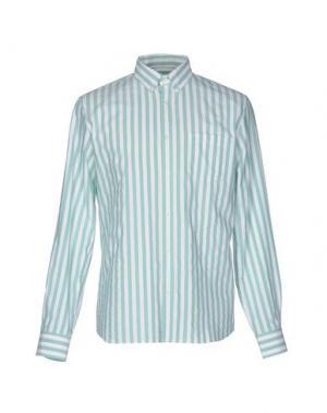 Pубашка HENTSCH MAN. Цвет: светло-зеленый