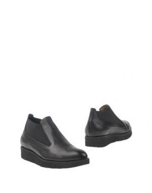Ботинки SETTANTATRE LR. Цвет: черный