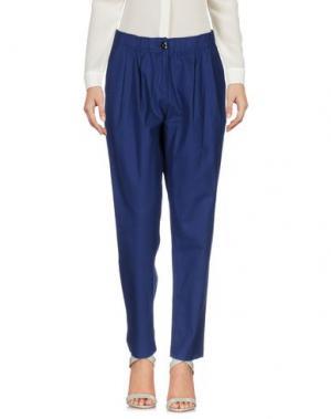 Повседневные брюки 5PREVIEW. Цвет: синий