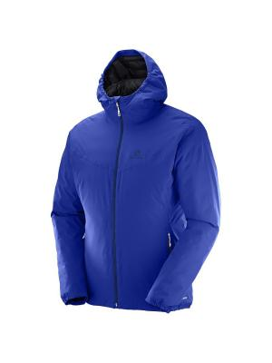 Куртка ESSENTIAL INSULATED JKT M Surf The Web SALOMON. Цвет: синий