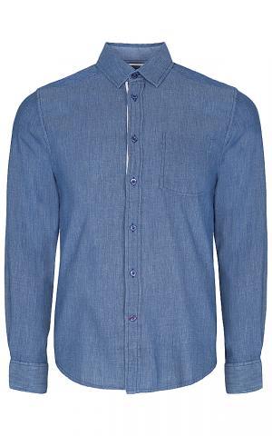Рубашка из денима Jorg weber