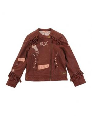 Куртка SCOTCH R'BELLE. Цвет: какао