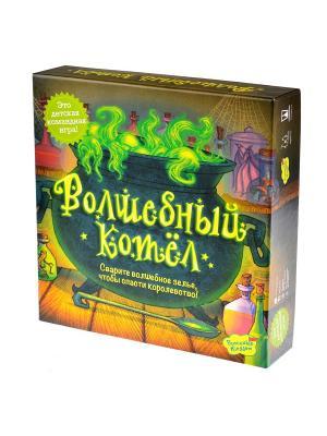 Настольная игра Волшебный котел Magellan. Цвет: зеленый