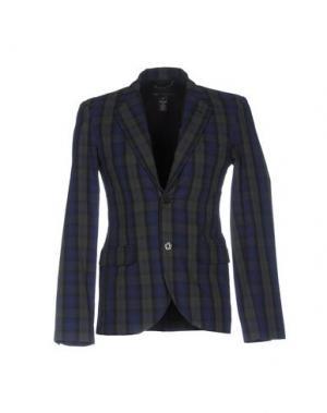 Пиджак MARC BY JACOBS. Цвет: темно-синий