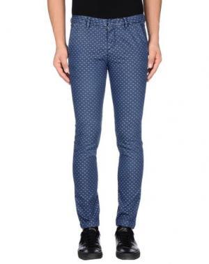 Джинсовые брюки SAN FRANCISCO '976. Цвет: темно-синий
