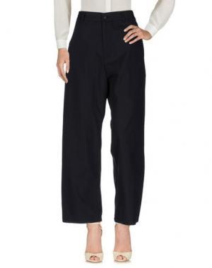 Повседневные брюки BARENA. Цвет: черный