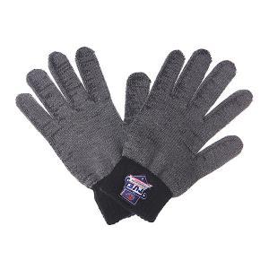 Перчатки  Touchgloves Melange Grey TrueSpin. Цвет: серый