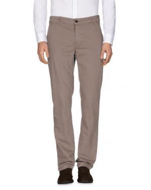 Повседневные брюки CAMOUFLAGE AR AND J.. Цвет: хаки
