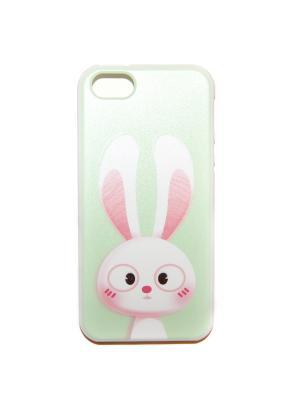 Чехол для Iphone 5/ 5S Lola. Цвет: зеленый