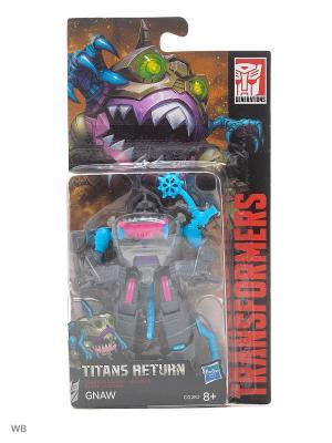 Трансформеры ДЖЕНЕРЭЙШНС: Войны Титанов Лэджендс Transformers. Цвет: серый