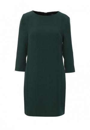 Платье AngelEye London. Цвет: зеленый