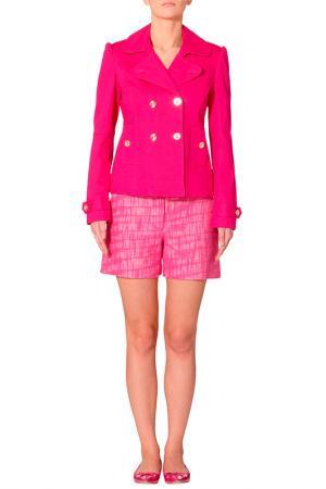 Куртка Apart. Цвет: пурпурный
