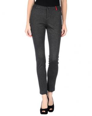 Повседневные брюки NINETTE. Цвет: свинцово-серый