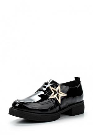 Ботинки Marcella. Цвет: черный