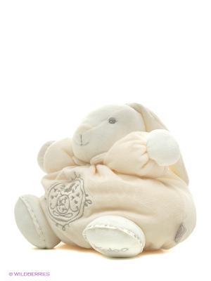 Заяц средний кремовый, коллекция Жемчуг Kaloo. Цвет: кремовый