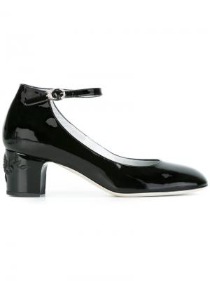 Туфли-лодочки Enola Rayne. Цвет: чёрный