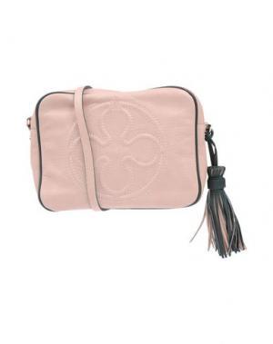 Сумка через плечо V° 73. Цвет: розовый