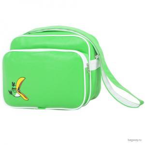 School 84814 Angry birds. Цвет: зеленый