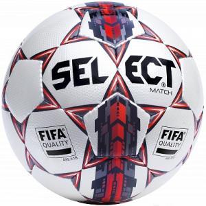 Мяч футбольный  Match Select