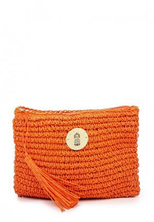 Сумка Seafolly Australia. Цвет: оранжевый