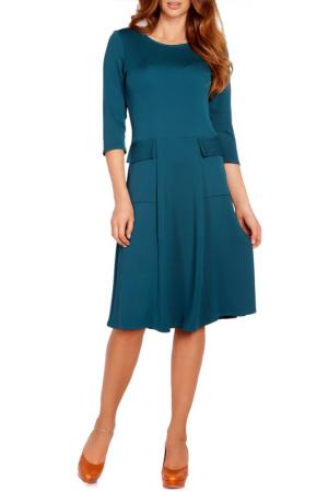 Dress LOU-LOU. Цвет: green