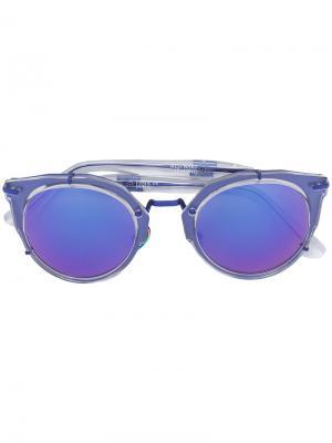Солнцезащитные очки Sphinx 05 Westward Leaning. Цвет: синий