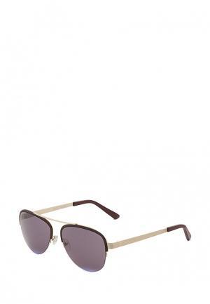 Очки солнцезащитные Enni Marco. Цвет: золотой