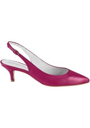Туфли Heine. Цвет: розовый, экрю, ярко-розовый