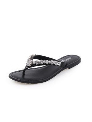 Пантолеты Mon Ami. Цвет: черный