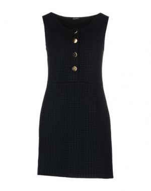 Короткое платье CHARLOTT. Цвет: темно-зеленый