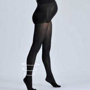 Колготки для периода беременности ACTIVSOFT CACHE COEUR. Цвет: черный