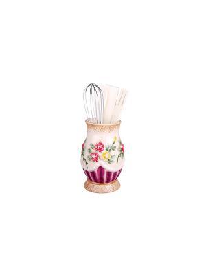 Набор кухонных принадлежностей Коралл. Цвет: розовый
