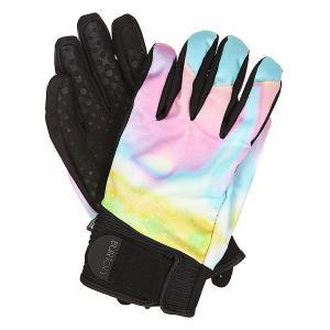 Перчатки сноубордические женские  Wb Park Glv Neu Nordic Burton. Цвет: черный