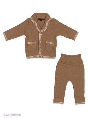 Комплект одежды Piccolo Angelo. Цвет: бежевый