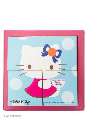 Деревянная игрушка Hello kitty Играем вместе. Цвет: розовый