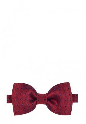 Бабочка Colletto Bianco. Цвет: красный