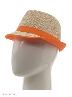 Шляпы Vittorio Richi. Цвет: бежевый, оранжевый
